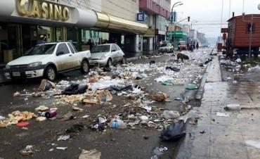 Santa Cruz, en crisis
