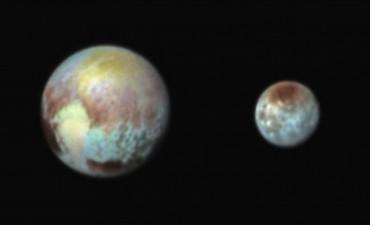 La NASA obtuvo imágenes inéditas de Plutón