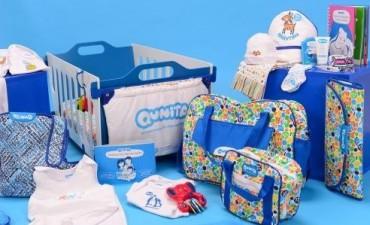 Entregarán un kit para las madres de recién nacidos