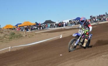 Sebastián Sánchez fue imparable en el Motocross