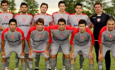 Alpachiri goleó 7-1 a Rampla Juniors