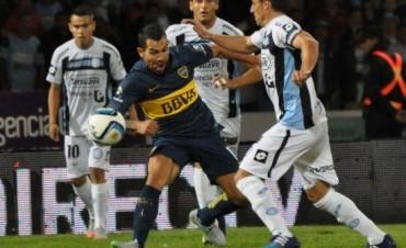 Boca le ganó con dos hombres menos a Belgrano