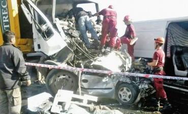 Córdoba: murieron cuatro piquenses