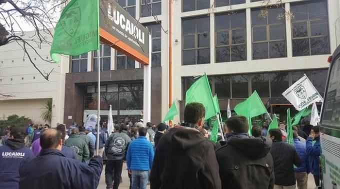 El Ministerio de Trabajo provincial dictó  la conciliación obligatoria