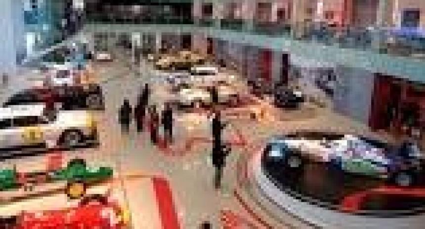 El increíble Museo del Automóvil en el Autódromo de Termas