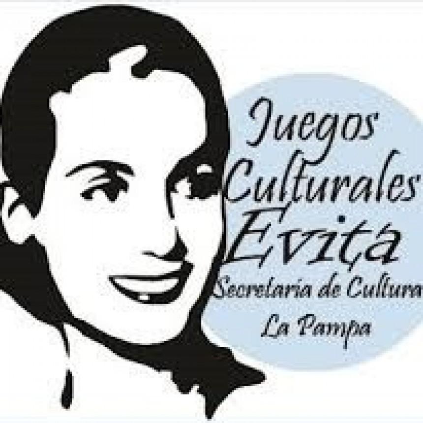 Se ponen en marcha los Zonales de los Juegos Culturales Pampeanos Evita 2018