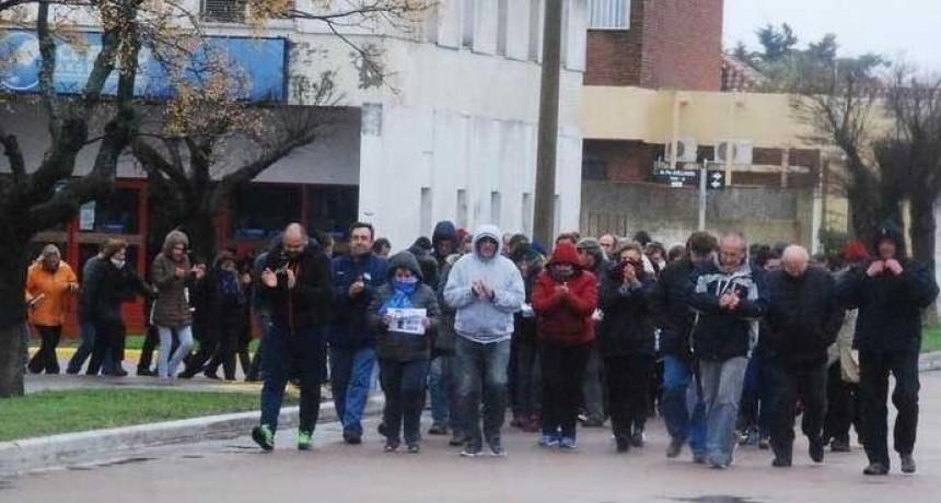 Los vecinos de Villa Iris harán una marcha pacífica este martes
