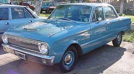 El proyecto Falcon comenzó en julio de 1957 en Estados Unidos