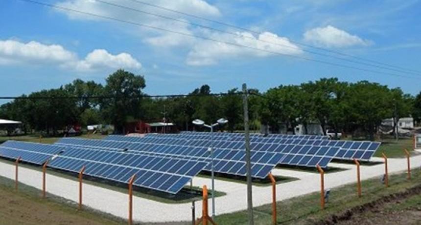 Construirán un parque solar en Villa Iris