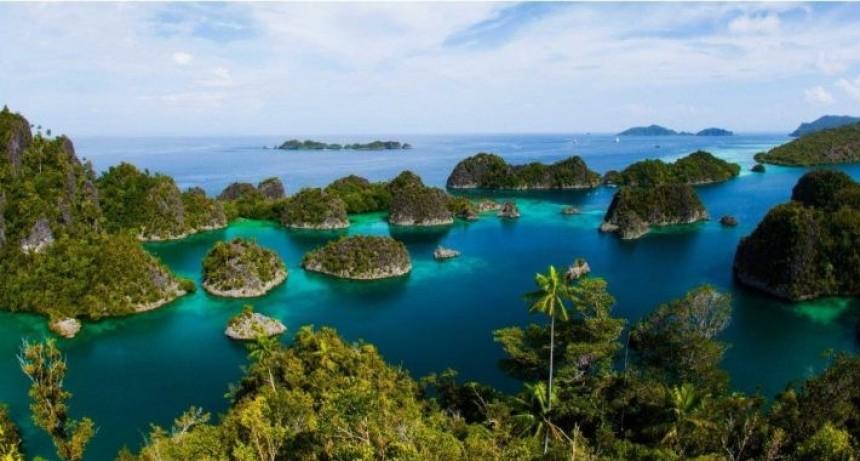 Indonesia, con riesgo de sufrir un tsunami