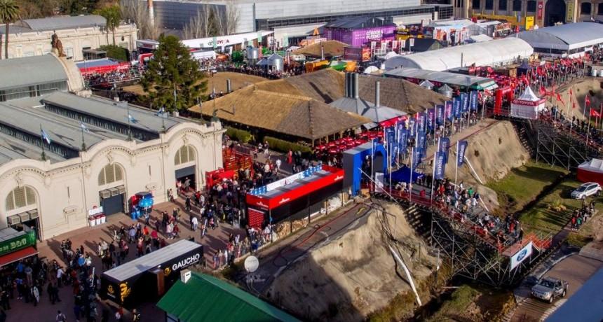 La 133º Exposición Rural prevée recibir un millón de visitantes