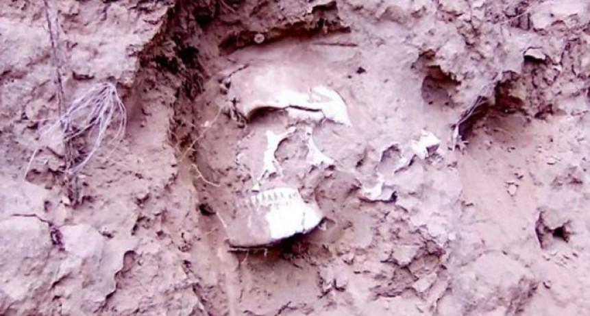 Son dos los cráneos hallados y tienen más de 2.100 años