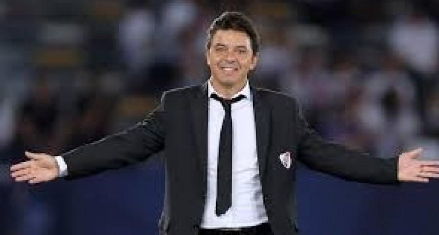 Marcelo Gallardo fue padre por cuarta vez