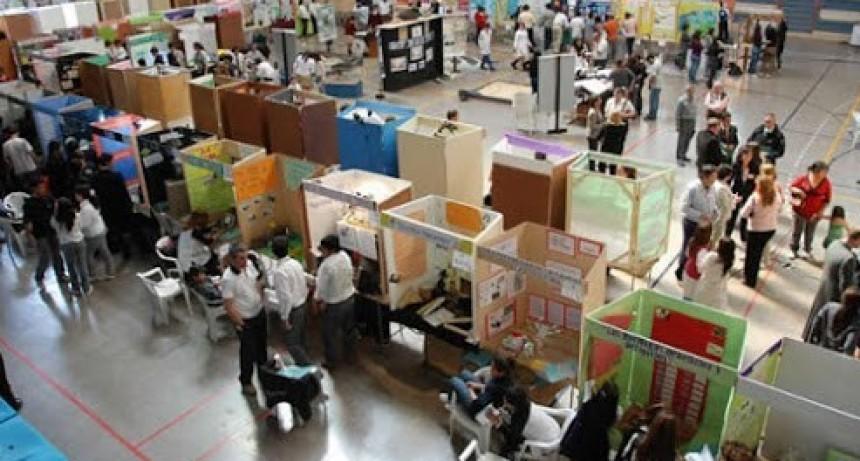 Más de 1200 estudiantes participarán de la Feria de Ciencias