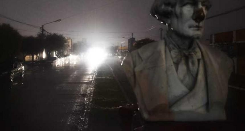 CAMMESA multó a la APE por el apagón