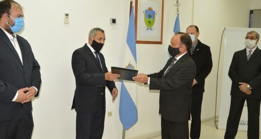 Lara designó nuevas autoridades en las unidades regionales