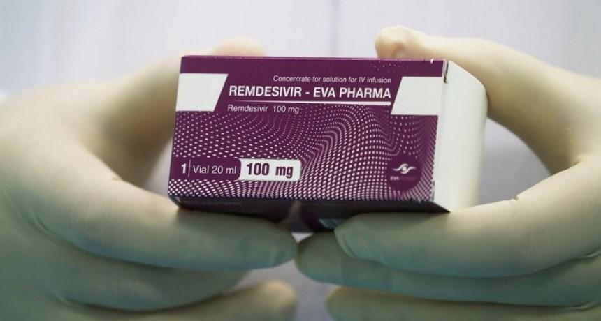 EEUU compró casi todo el stock de un medicamento que combate el coronavirus para los próximos tres meses