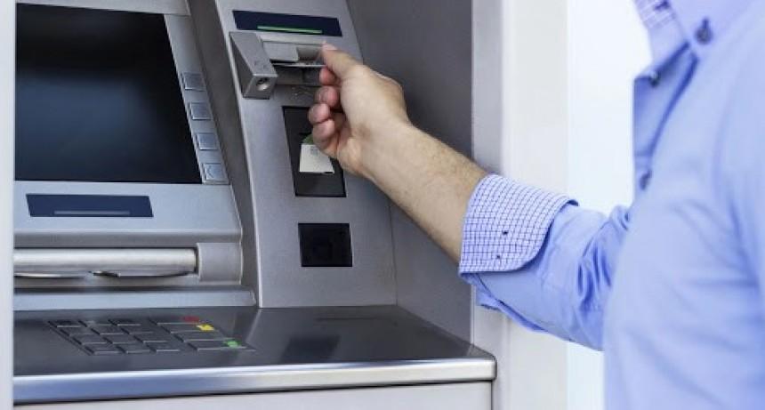 Todas las operaciones en cajeros automáticos son sin costo hasta el 30 de septiembre