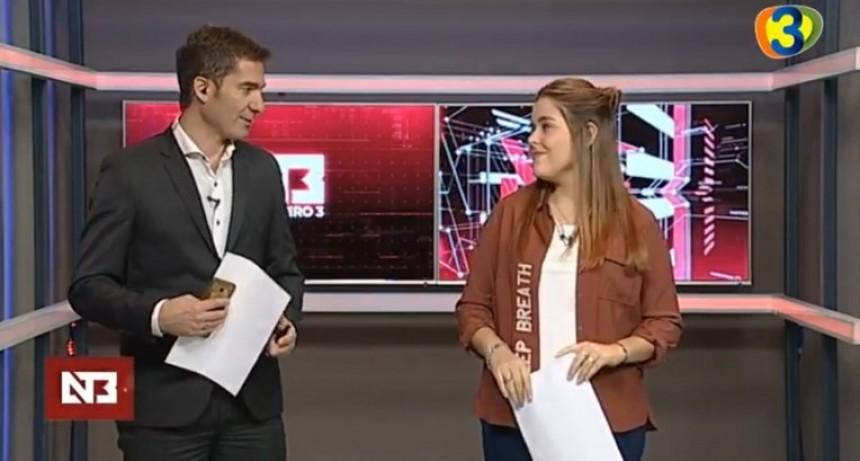 Canal 3 inició el proceso de migración digital