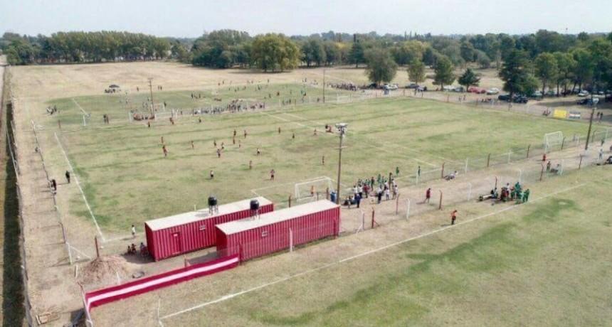 Clubes pampeanos reciben 10 millones para mejorar instalaciones