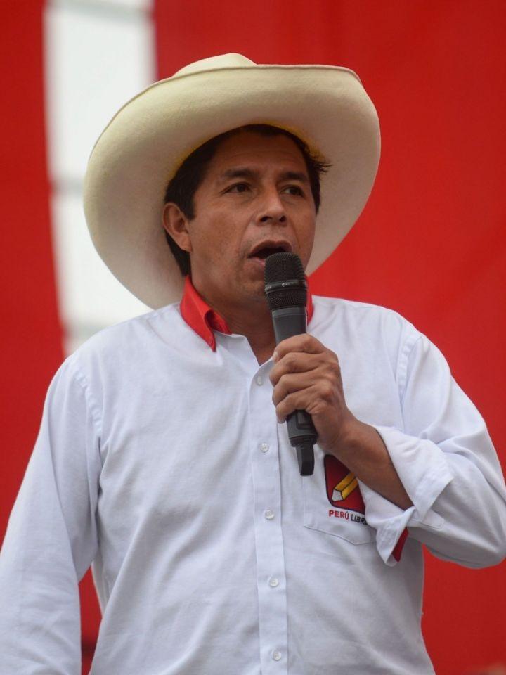 Las claves del discurso inaugural de Pedro Castillo