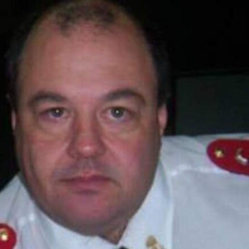 Un bombero de Winifreda salvó a su familia de un incendio en su casa