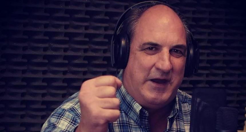 Falleció de Covid el periodista santarroseño Daniel Wilberger