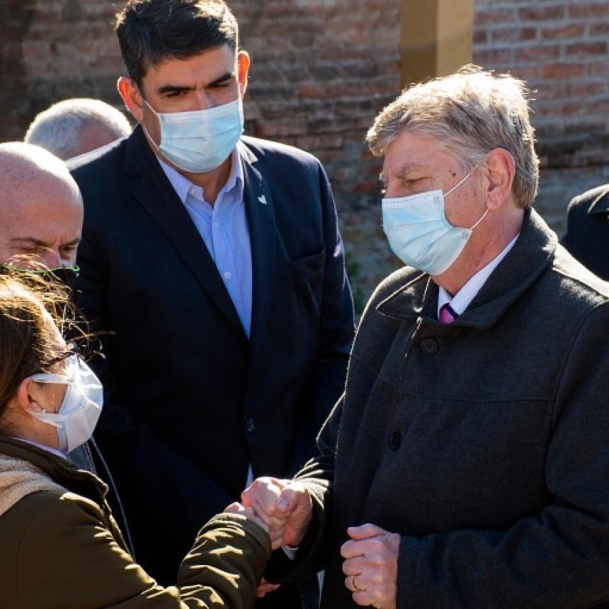Ziliotto anunció $ 25 millones para más obras en Quemú Quemú