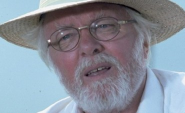 Murió Richard Attenborough
