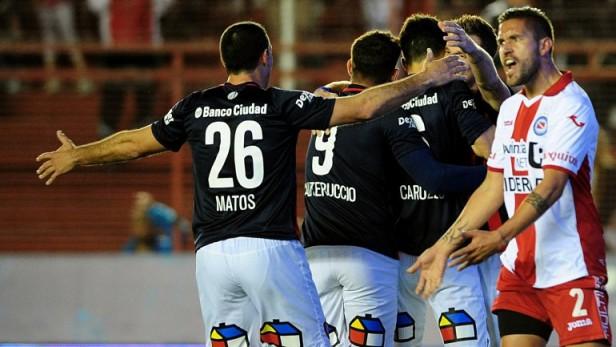 San Lorenzo ganó