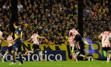Unión derrotó a Boca en la Bombonera