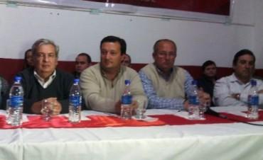 Francisco Torroba, candidato a gobernador por Propuesta FrePam