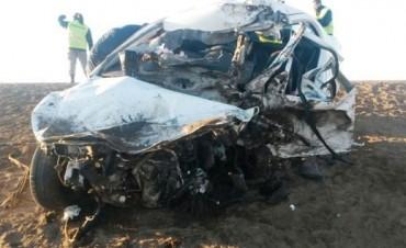 Cuatro muertos en un choque en la ruta 5