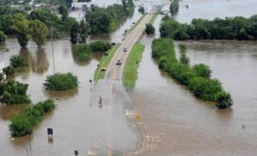 El drama de las inundaciones no cede en la provincia de Buenos Aires