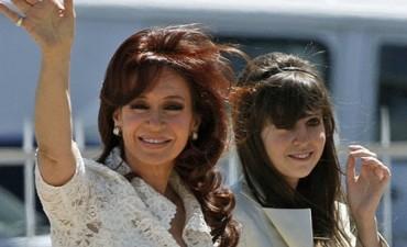 Nació la nieta de Cristina Kirchner