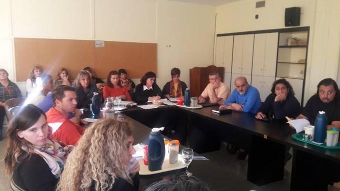 El sindicato docente provincial