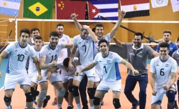 Argentina hace historia en el Mundial de vóleibol