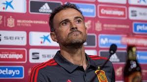 Conmoción en el fútbol español: murió la hija de Luis Enrique