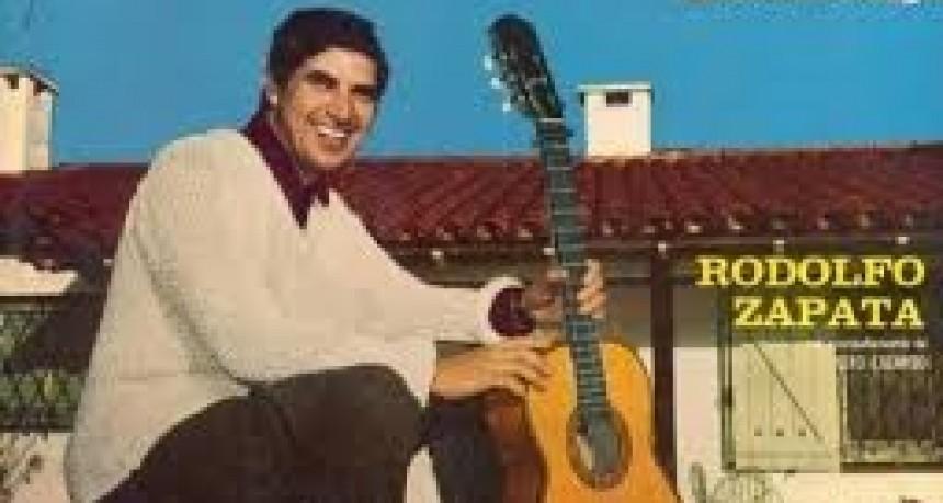 Murió el músico Rodolfo Zapata