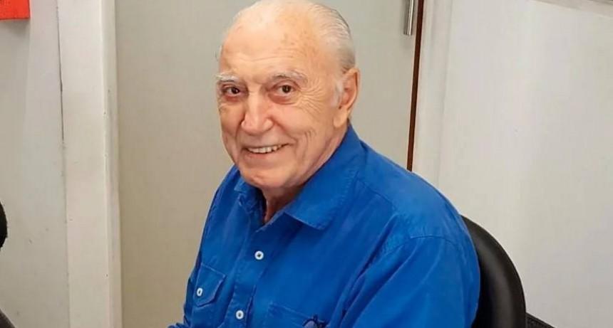 Internaron de urgencia a «Cacho» Fontana