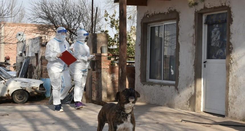 Cuatro personas en estado grave por coronavirus