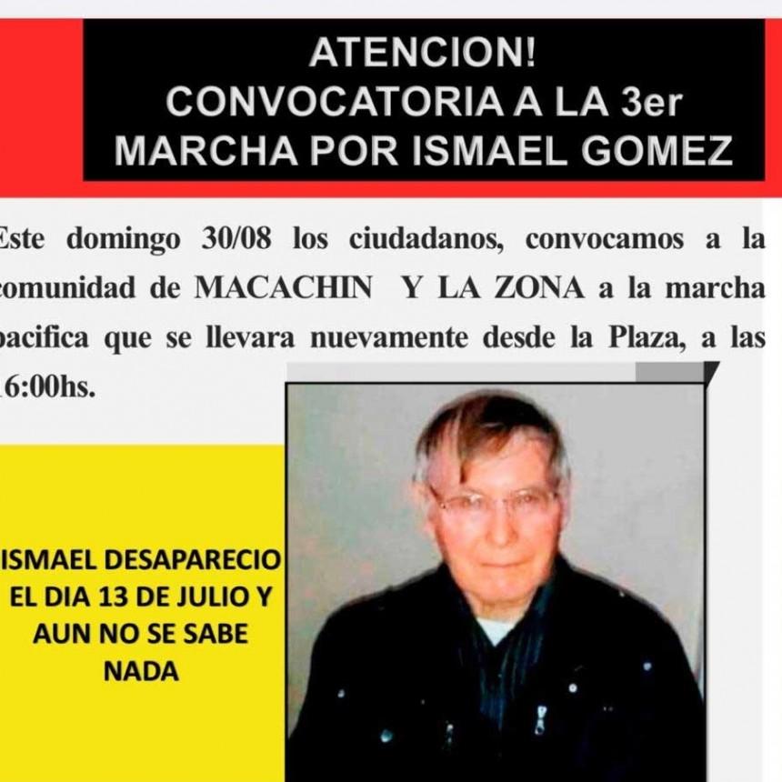 La Coop de Macachín intimó a familiares de Ismael Gómez a retirar los carteles de búsqueda
