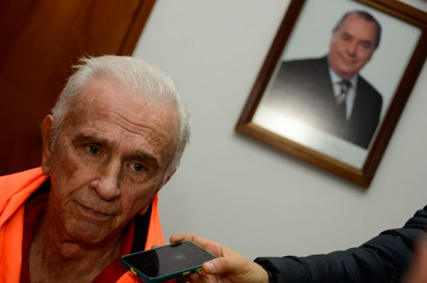 El exgobernador Rubén Hugo Marín