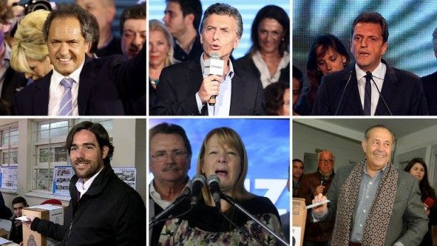 Daniel Scioli no participará del debate presidencial