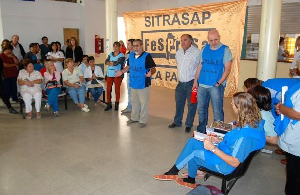 Crisis de Salud: piden que intervenga Diputados