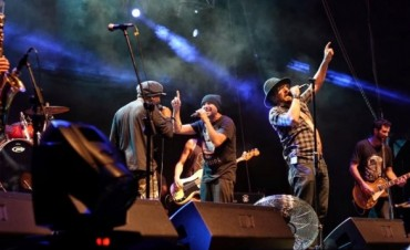 """Unas 6000 personas disfrutaron de la música de """"La Vela"""""""