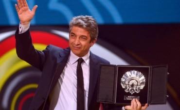Ricardo Darín, gana el premio más importante de su carrera.