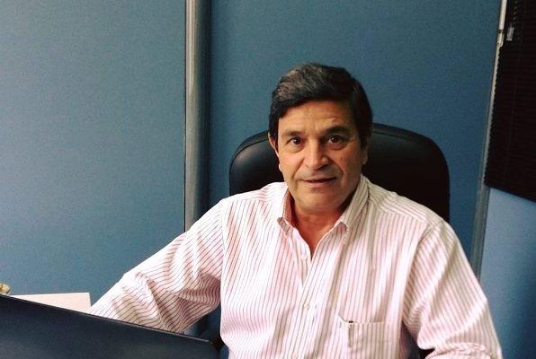 El diputado provincial José Luis Vendramini (Frepam, radicalismo)