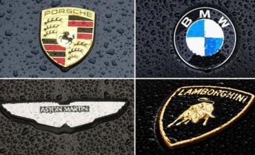 Cada marca tiene un símbolo que lo representa