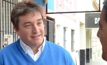 El concejal toayense Rodolfo Álvarez (PJ)